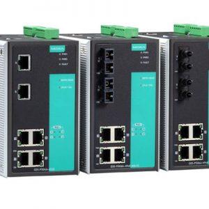 Moxa Teollisuus-Ethernet
