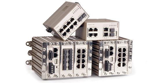 Ethernet-kytkimet