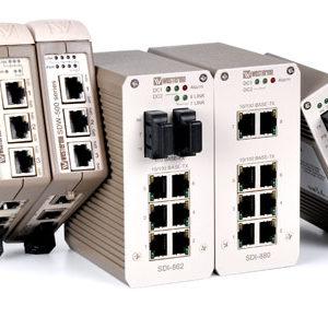 Westermo Teollisuus-Ethernet