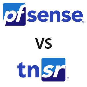 pfSense vs TNSR